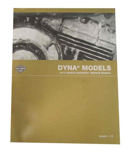 Harley-Davidson 2000 Dyna Glide Models Motorcycle Service Manual 99481-00 - Wisconsin Harley-Davidson