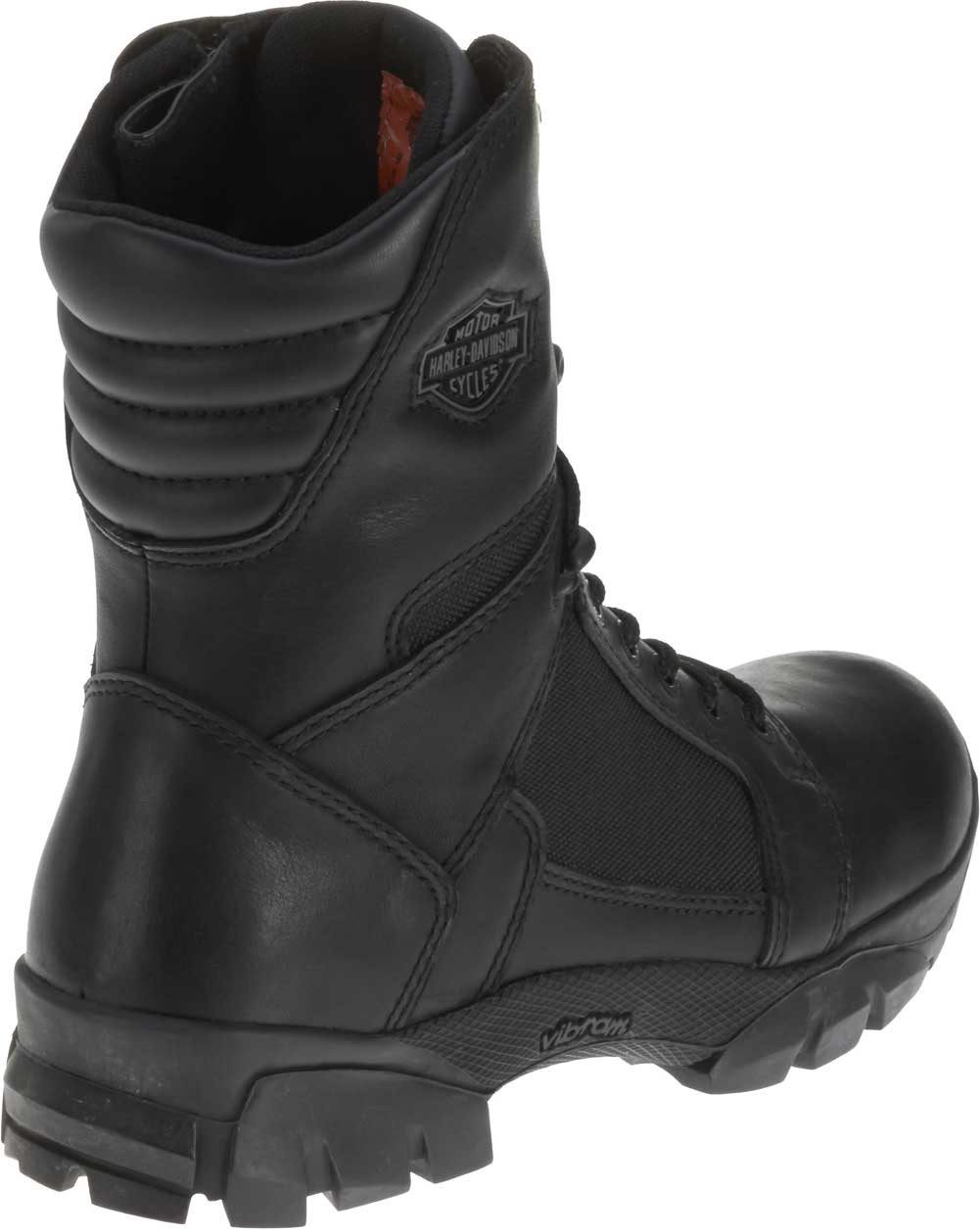 23a1b4556e11 Harley-Davidson® Men s Lynx Waterproof Black 8-Inch Motorcycle Boots D95149  - Wisconsin Harley-Davidson