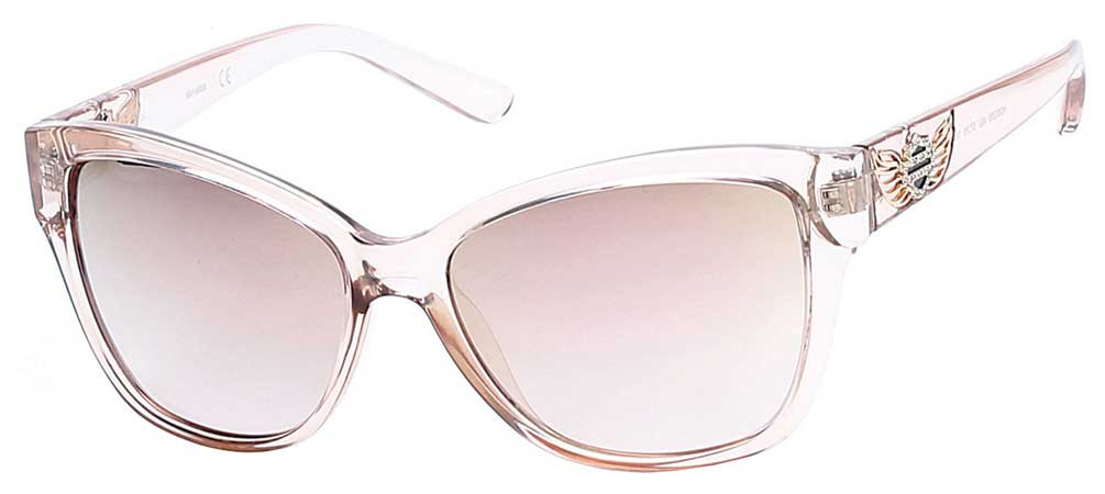 51bcc4d705 Harley-Davidson® Womens Crystal Winged B S Sunglasses