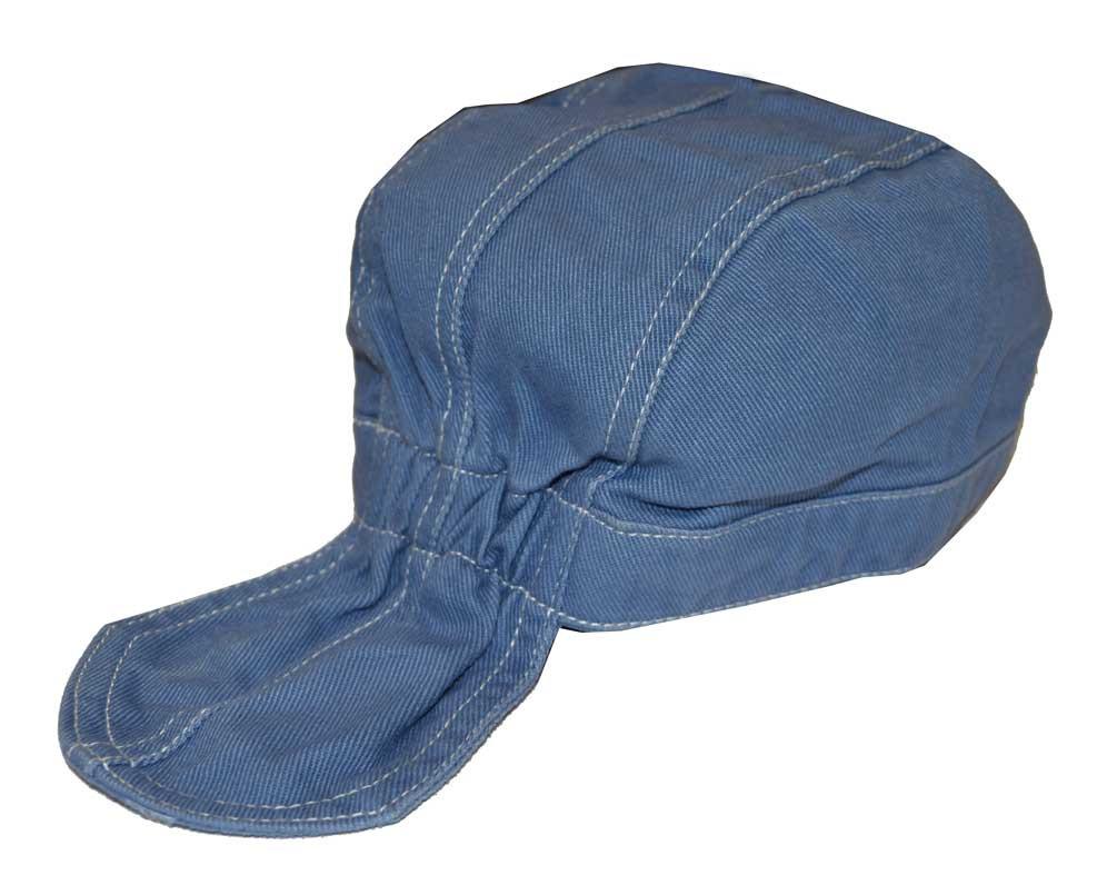 803166f46 Harley-Davidson® Little Boys' Do-Rag, Bar & Shield Denim Head Wrap, Blue  1370322