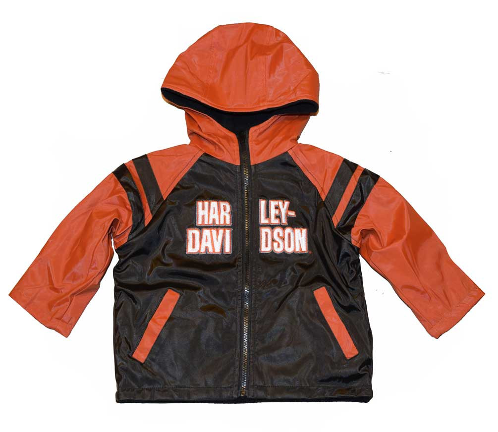 37271d822f7f Harley-Davidson® Little Boys  Windbreaker Jacket