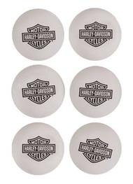 Harley-Davidson Table Tennis Ball Set - 6 Balls HDL-13705 - Wisconsin Harley-Davidson