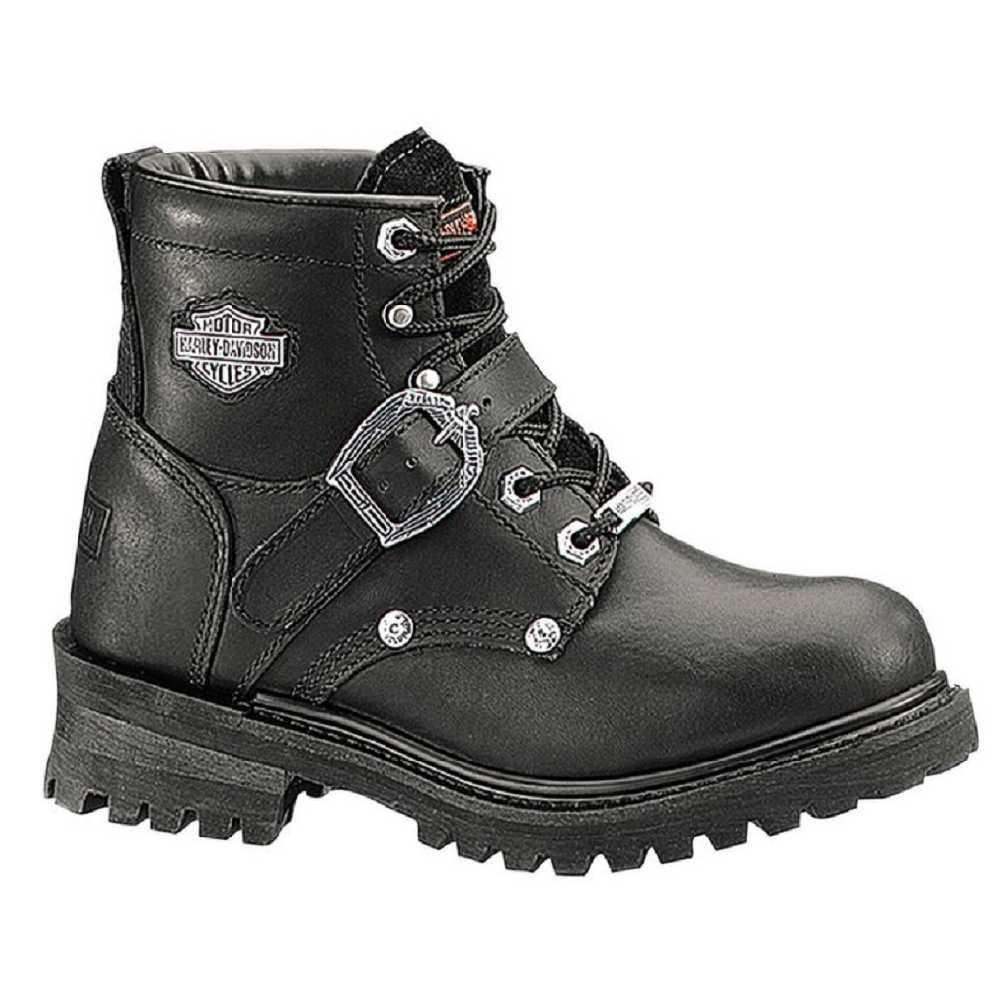 0da20c66ba4 Harley-Davidson® Women's Faded Glory Black 6-Inch Motorcycle Boots D81024