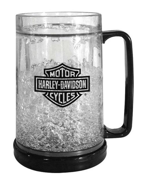 Harley-Davidson Bar & Shield Re-freezable Gel Mug FM30271 - Wisconsin Harley-Davidson