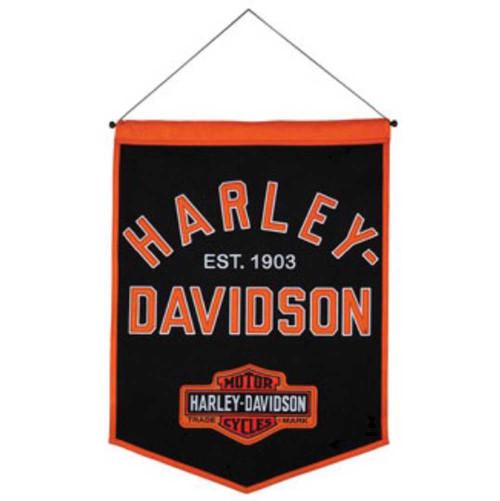 Harley-Davidson Est.1903 Nostalgic Banner HDL-15507 - Wisconsin Harley-Davidson
