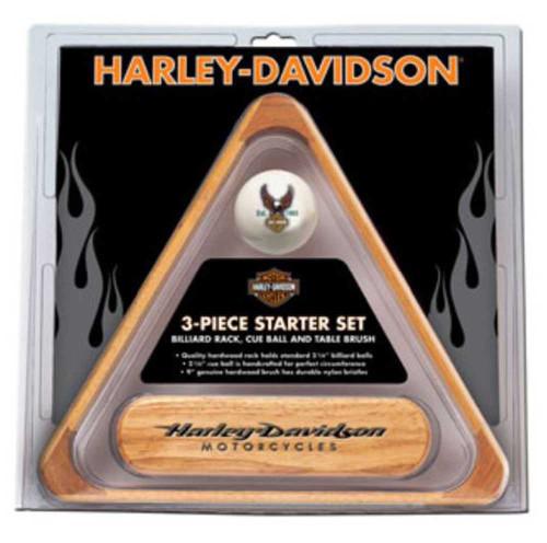Harley-Davidson 3 Piece Billiards Starter Set HDL-11148 - Wisconsin Harley-Davidson