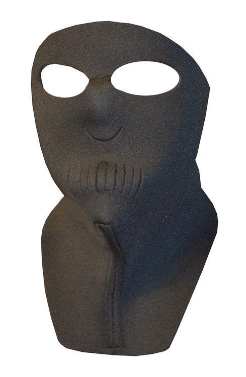 Full Face Riding Mask, Motorcycle & ATV Neoprene Cold Weather Mask Made USA 501B - Wisconsin Harley-Davidson