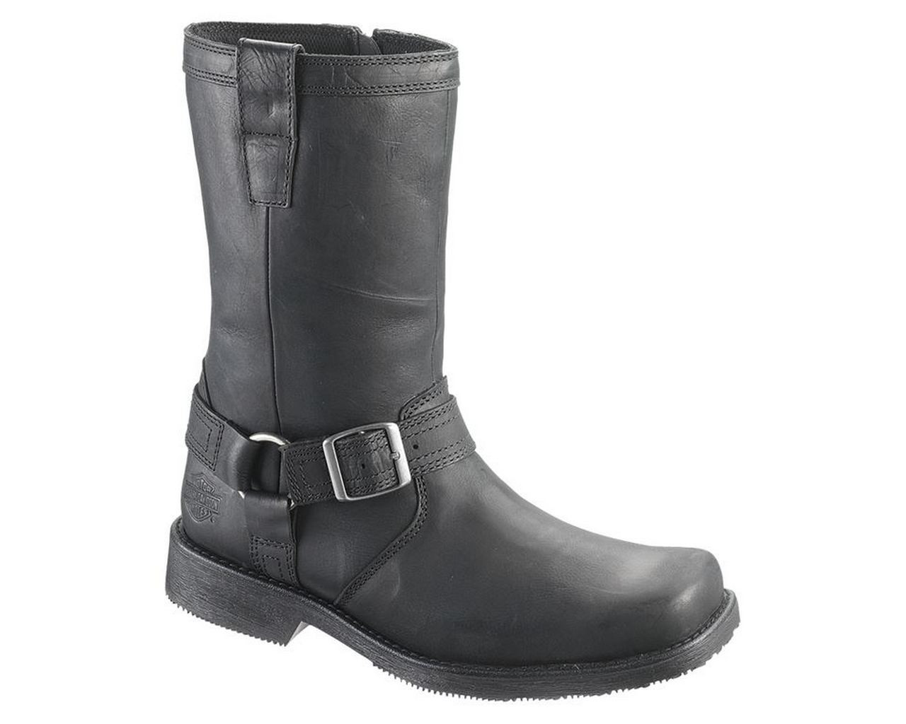 17a5f3b96194 Harley-Davidson® Men s Camden 9-Inch Black or Brown Boots. Inside Zip  93118 93119 - Wisconsin Harley-Davidson