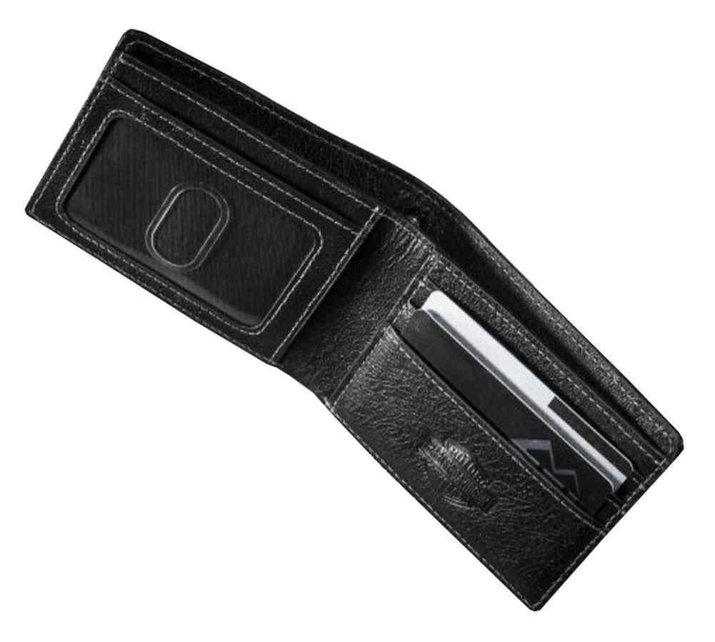 844caf535acb4 Harley-Davidson® Men s Winged Skull Bi-Fold Wallet