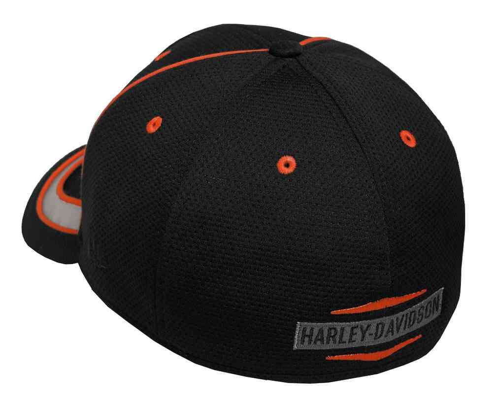 Harley-Davidson® Men s Reflective Willie G Skull 39THIRTY Baseball ... dc446ebad1d