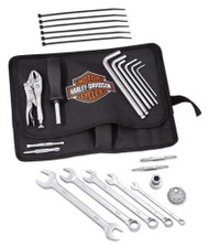 Harley-Davidson Carry-Along B&S Tool Kit, Functional & Light-Weight 94819-02 - Wisconsin Harley-Davidson