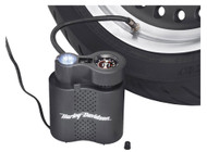 Harley-Davidson Motorcycle Compact Air Compressor w/ Light & Air Hose 12700020 - Wisconsin Harley-Davidson