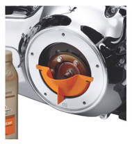 Harley-Davidson Primary Oil Fill Funnel, Dyna, Softail & Touring Models 63797-10 - Wisconsin Harley-Davidson