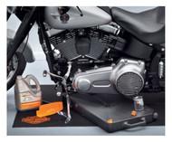 Harley-Davidson Motorcycle Low Profile Oil Drain Pan, 10-Quart Capacity 63795-10 - Wisconsin Harley-Davidson