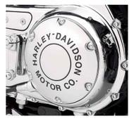 Harley-Davidson H-D Motor Co. Derby Cover, Fits XL & XR Models 25130-04A - Wisconsin Harley-Davidson