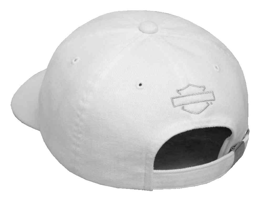 Harley-Davidson® Men s Embroidered B S Phantom Baseball Cap 7e5e6f2ef050