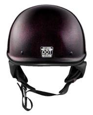 Harley-Davidson Women's Pink Label Ultra-Light J02 Half Helmet, Pink 98326-17VX - Wisconsin Harley-Davidson