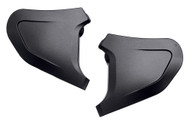 Harley-Davidson H27 Shell Replacement Side Cover Set , Matte Black 98334-17VR - Wisconsin Harley-Davidson