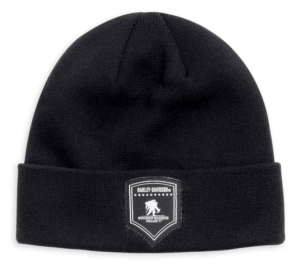 374a5e619c0cd Harley-Davidson® Men s Wounded Warrior Project Cuffed Knit Hat ...