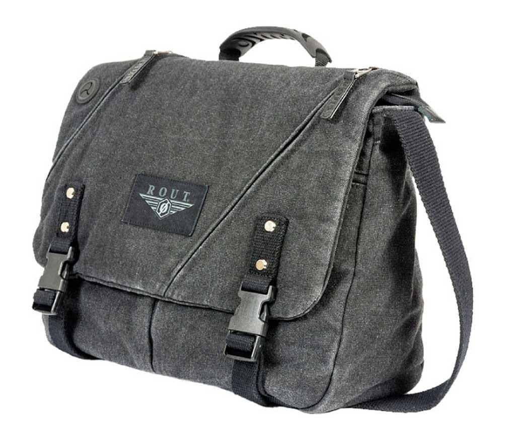 c18b285467 ROUT Voyager Messenger Bag