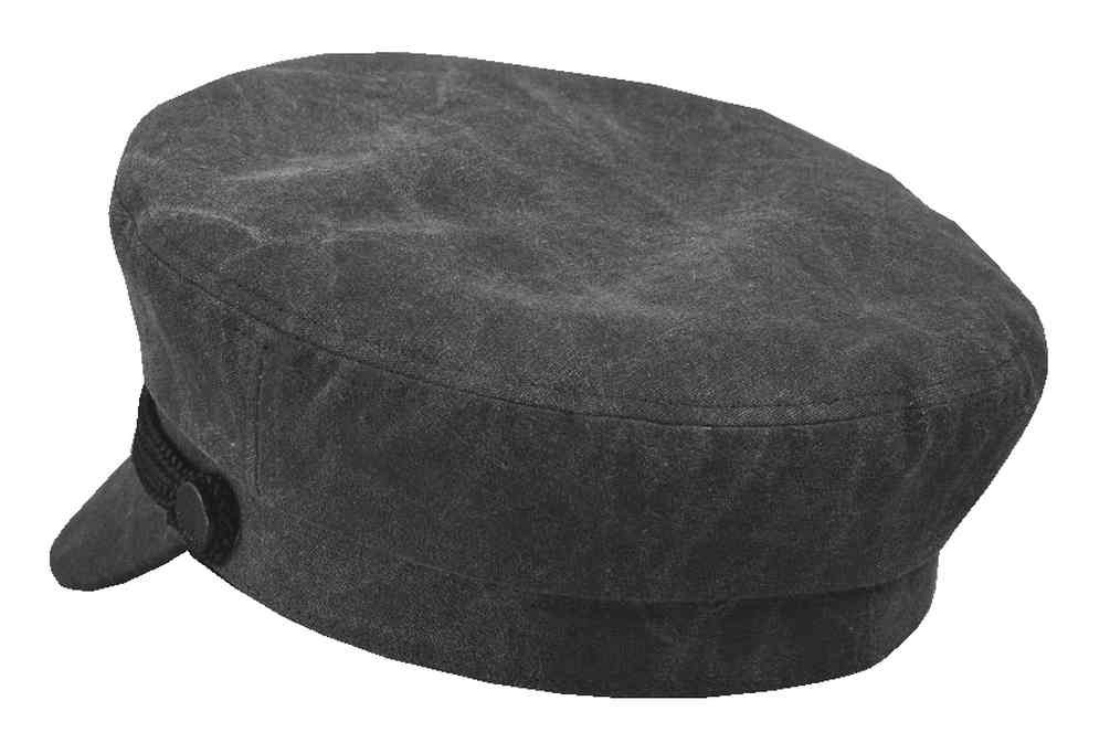 ... Women s Rope Accent Biker Flat Top Cap. See 1 more picture 42626882a96