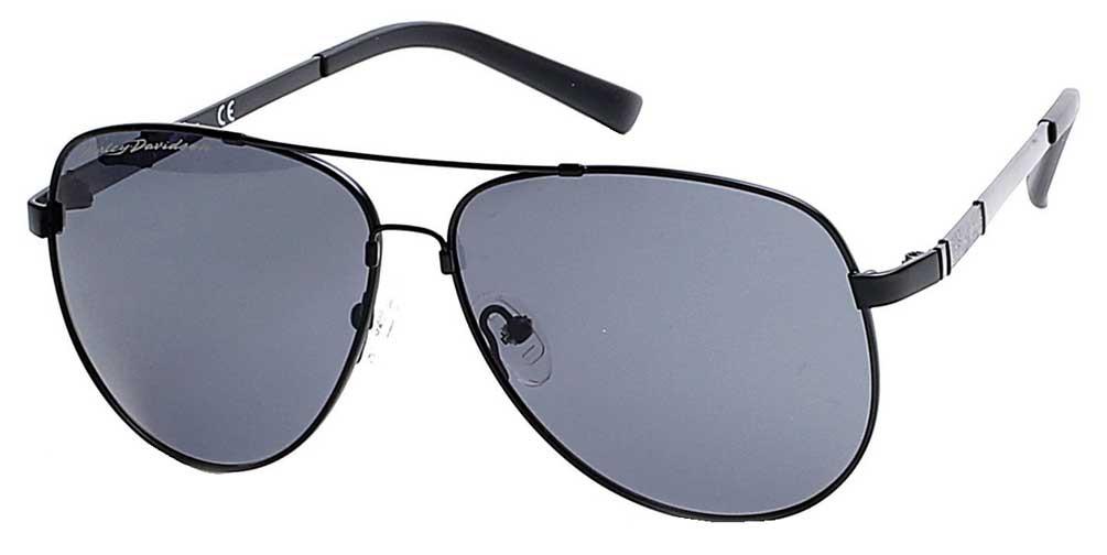 e42dcbde70 Harley-Davidson® Men s Memory Metal Aviator Sunglasses