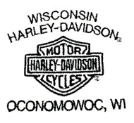 Harley-Davidson Womens Riding Addiction Keyhole Back Premium Tee White H602-HE07 - Wisconsin Harley-Davidson