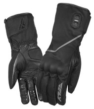Fly Street Ignitor Pro Heated Gauntlet Gloves, 3 Heat Settings, Black 476-2920 - Wisconsin Harley-Davidson