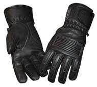 Redline Women's Winter Gloves w/ Kevlar Palms & Thinsulate Lining, Black GL-50 - Wisconsin Harley-Davidson