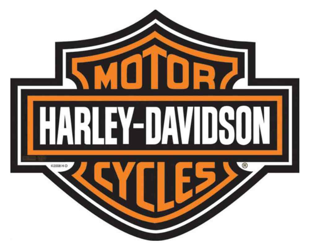 Harley Davidson Bar And Shield >> Harley Davidson Die Cut Bar Shield Logo Mouse Pad Black Neoprene Mo30264