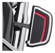 Harley-Davidson Spectra Glo Passenger Footboard Inserts, Left & Right 50500495 - Wisconsin Harley-Davidson