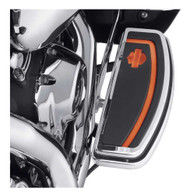 Harley-Davidson Spectra Glo Rider Footboard Inserts, Left & Right 50500492 - Wisconsin Harley-Davidson