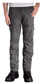 Harley-Davidson Men's Straight Leg Slim Fit Cargo Pant, Dark Gray 99021-17VM - Wisconsin Harley-Davidson
