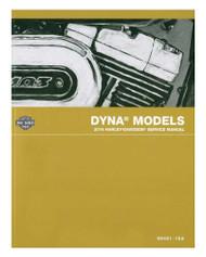 Harley-Davidson 2016 Dyna Models Electrical Diagnostic Manual 99496-16A - Wisconsin Harley-Davidson