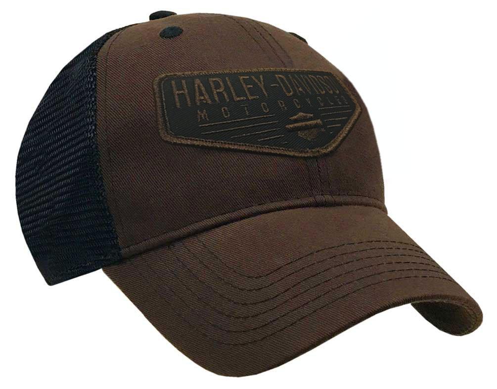 1fb505e1aaa Harley-Davidson® Men s Renowned Patch Baseball Cap