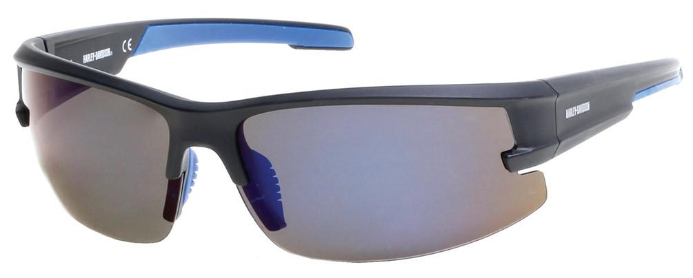 f34a9aef981 Harley-Davidson® Men s Semi-Rimless Mirror Polarized Sunglasses ...