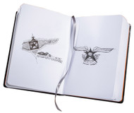 Harley-Davidson Willie G Davidson Collection of Doodles Hardcover Book HDBK-WGD - Wisconsin Harley-Davidson