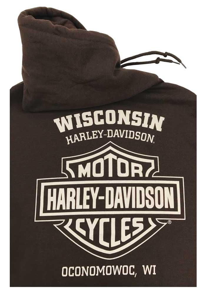 21d22d0ed ... Harley-Davidson Men's Distressed Dark Force Pullover Sweatshirt,. See 1  more picture