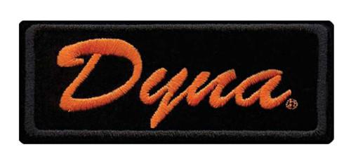Harley-Davidson Embroidered Dyna Emblem, SM Size, 4.125 x 1.75 inches EM676062 - Wisconsin Harley-Davidson