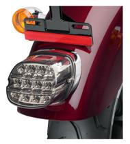 Harley-Davidson Layback LED Tail Lamp, Smoked Lens, Fits XL Models 67800356 - Wisconsin Harley-Davidson