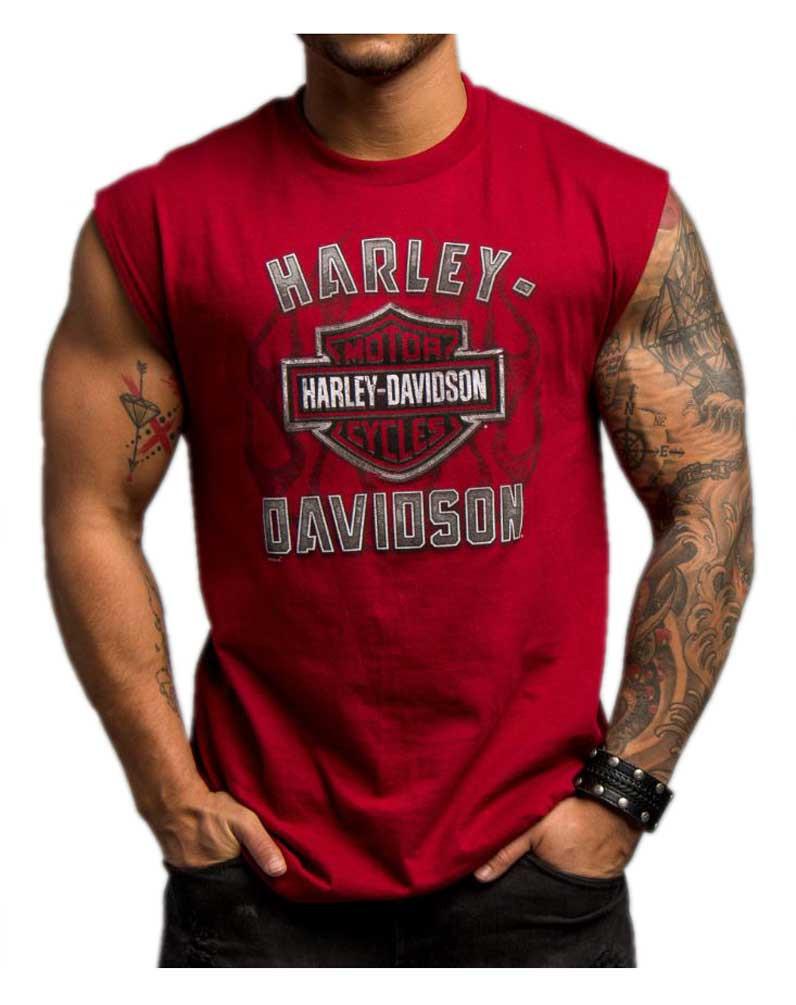 5c0b8d79b1092 Harley-Davidson® Men s Ultimate Velocity Sleeveless Muscle Shirt ...