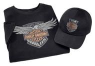 Harley-Davidson Mens 115th Anniversary 2-Pk Limited Edition Ride Pack 99405-18VM - Wisconsin Harley-Davidson