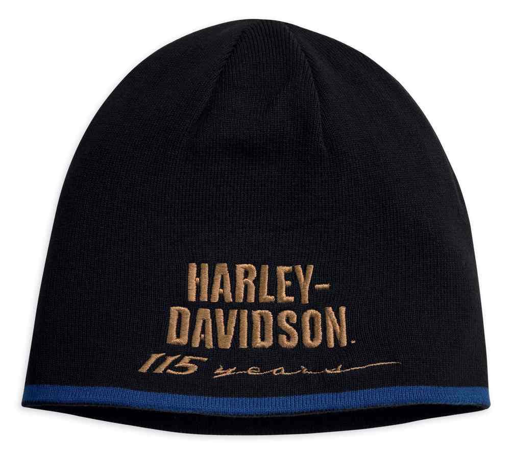 d6e79bf7827 Harley-Davidson® Men s 115th Anniversary Reversible Knit Hat
