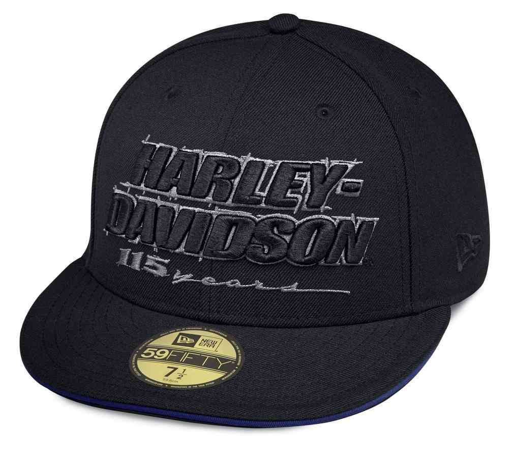 e0011d57 ... Harley-Davidson Men's 115th Anniversary 59FIFTY Baseball Cap,. See 1  more picture