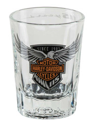 Harley-Davidson 115th Anniversary Limited Edition Shot Glass, 2 oz. HDX-98703 - Wisconsin Harley-Davidson