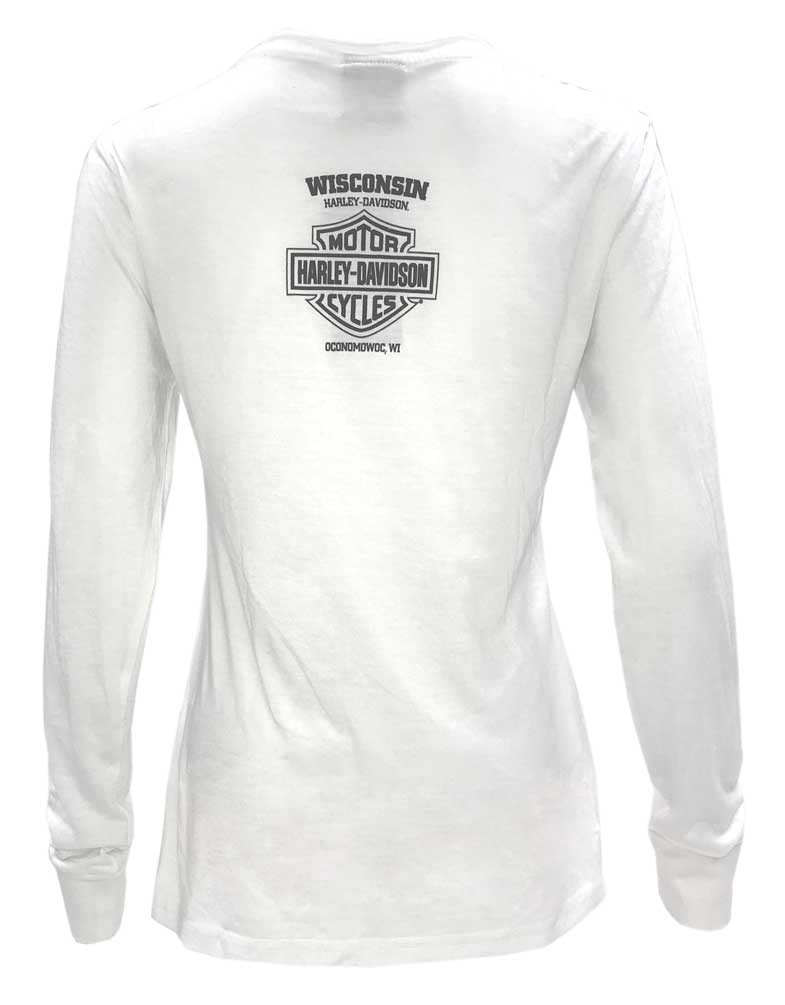 5f96b33f23a0 ... Harley-Davidson Women's Free Spirit Long Sleeve Notched V. See 1 more  picture