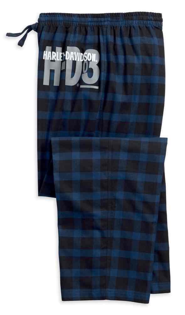 a47b992045 Harley-Davidson® Men s Plaid Flannel Lounge Pants