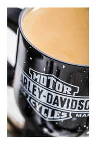 Harley-Davidson Double Wall Stainless Steel Travel Cup w/ Handle, 22oz 3SSHD4902 - Wisconsin Harley-Davidson