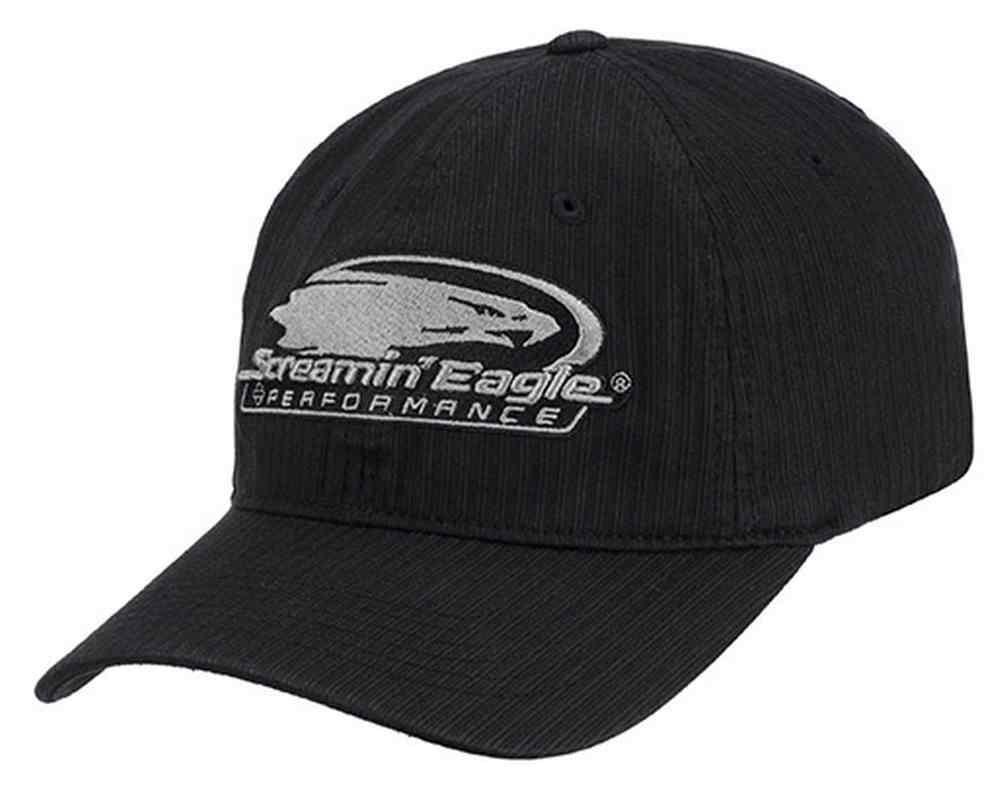 a8046da95e026 Harley-Davidson® Men s Screamin  Eagle Tonal Pinstripe Flex Cap ...