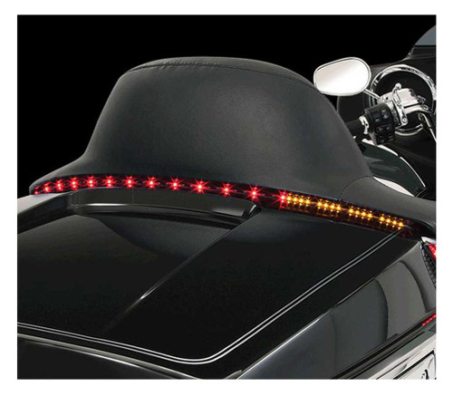 Ciro Tour Blade Low Profile LED Lights Strip '14-up Harley w/ Controller 40200 - Wisconsin Harley-Davidson